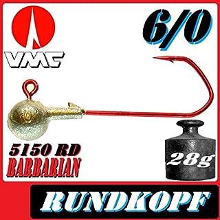 VMC Barbarian Jig 5150 RD 3 St. 6/0 28g