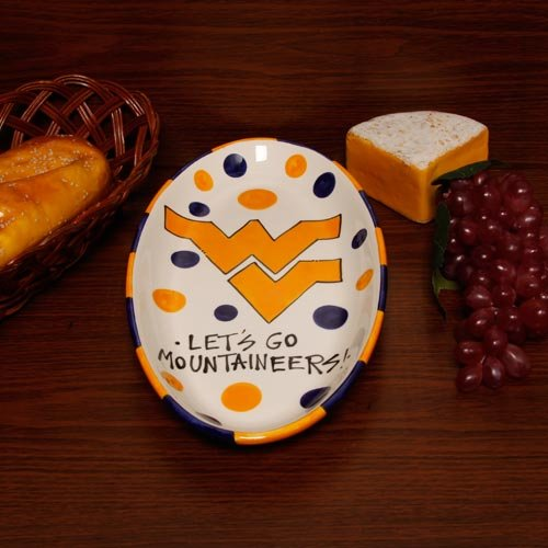 West Virginia Mountaineers Tailgater Mat - 3