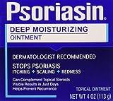 Psoriasin Multi-Symptom Psoriasis Relief Ointment, 4 Ounce Box