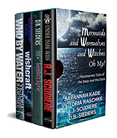 Mermaids, Werewolves, and Witches, Oh My! - Paranormal