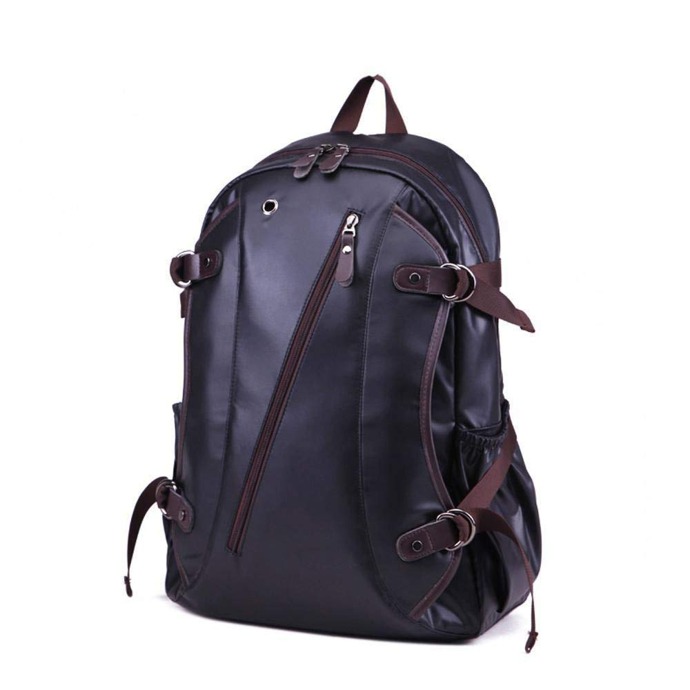 NuoEn Sports Backpack Men's and Women's Leisure Travel Backpack Junior high School Backpack self-Riding Backpacks