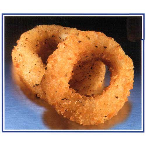 Tampa Bay Fisheries Lightly Breaded Homestyle Calamari Rings Large, 2 Pound -- 6 per case. by Tampa Bay Fisheries