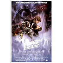 Star Wars: Episode V - The Empire Strikes Back - Movie Poster / Print (Regular Style) (Size: 61cm x 91.5cm)