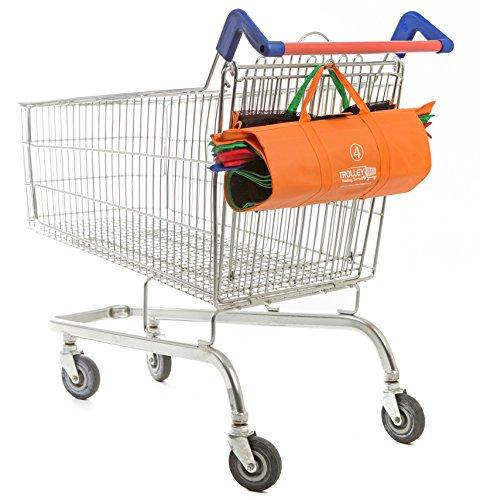 -[ Trolley Bags Original Shopping Trolley, Vibe  ]-