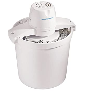 Hamilton Beach 4-quart Ice Cream Maker