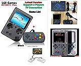 COOLBABY RS-6A Retro Mini FC Nostalgic Children's Game Tetris Handheld Game console PSP