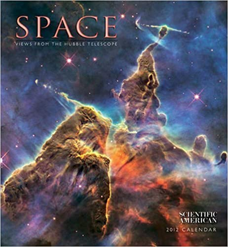 Space: Views from the Hubble Telescope, 2012 (Wall Calendar)