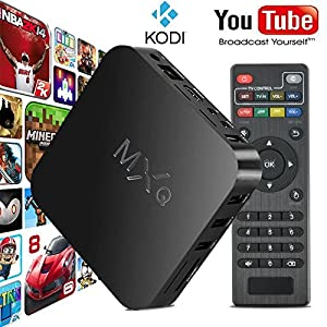 JUNING 7X Android TV Box Amlogic S805 Quad Core Kodi Xbmc