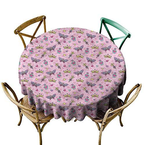familytaste Princess,Wholesale tablecloths Wands Crowns Butterflies D 50