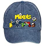 Tommery Unisex Mixels Moon Madness Title Hip Hop Baseball Caps