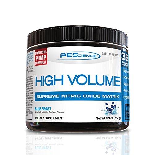 PEScience High Volume Caffeine Free Pump Pre Workout