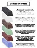 Drixet 6 Piece Buffing, Polishing & Cutting