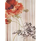 Canvas Prints Of Oil Painting ' Poppies In Full Bloom ' , 24 x 32 inch / 61 x 82 cm , High Quality Polyster Canvas Is For Gifts And Foyer, Gym And Living Room Decoration, cheapest ing