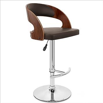 Amazon.de: Barhocker XIAOYAN Stühle mit Großen Sitzen ...
