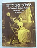 Fifty Art Songs by Nineteenth-Century Masters (for High Voice) 9780486231938
