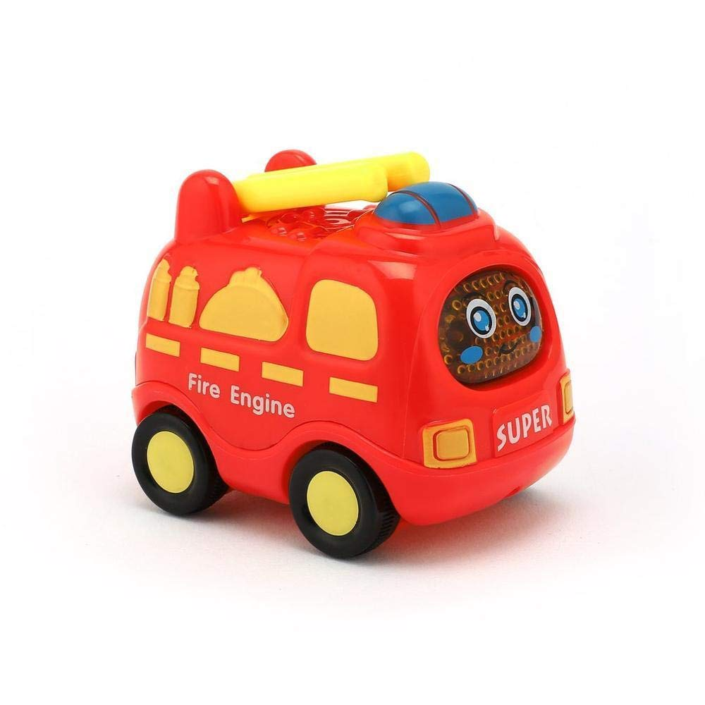 3 Baby Toys Push Go Friction Powered Car Toy Trucks  Pretend Play Gift Xmas