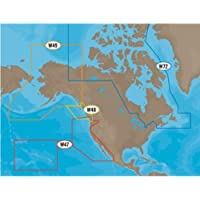 C-MAP NA-M024 C-CARD FORMAT U.S.WEST COAST AND HAWAII >> Current Edition