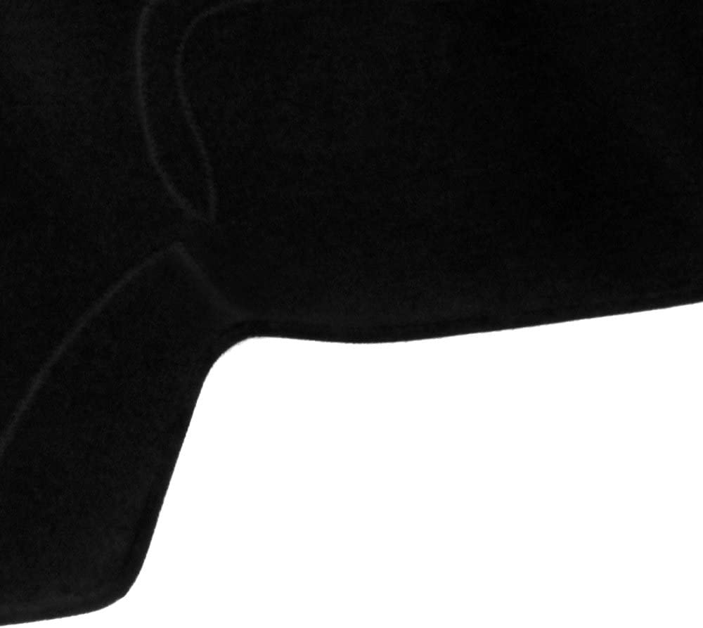 Dash Cover Dashboard Cover Mat Pad for Dodge Ram 1994 1995 1996 1997 94-97 Black Y45
