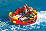WoW Watersports Go Bot Towable, 1 to 3 Riders, Front and Back Tow Points, Two Rides in One