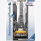 Ravensburger - 15119 - Puzzle Classique - New-York Taxi Panorama - 1000 Pièces
