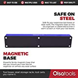 Olsa Tools Hex Bit Organizer with Magnetic Base