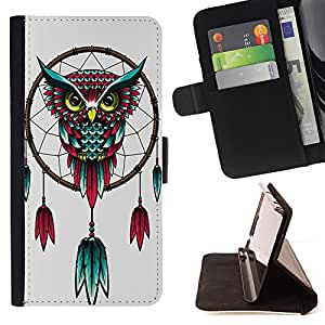 Pattern Queen - Dream Catcher - FOR Sony Xperia Z1 Compact D5503 - Hard Case Cover Shell