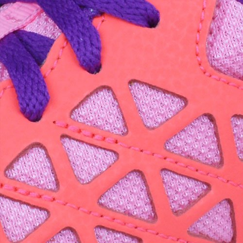 aubergine Reebok peppy Basses Mixte Sublite Con Enfant White 2 vitamin Pink Rose sil Xt Cushion Sneaker 0 qfq4Z