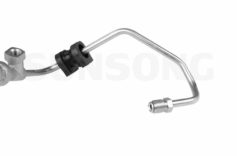 Sunsong 3401227 Power Steering Pressure Line Hose Assembly