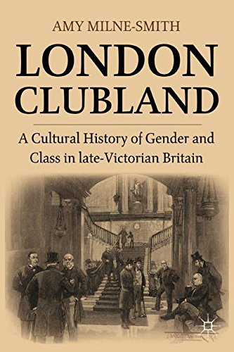Book cover for London Clubland