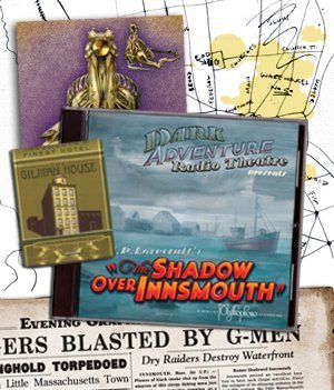 H.P. Lovecraft's The Shadow Over Innsmouth by Microcinema
