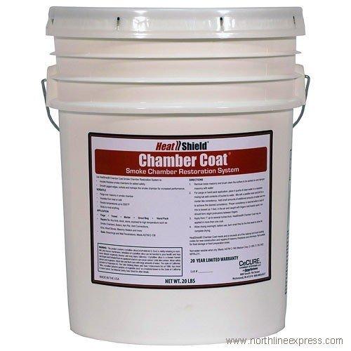 ChimneySaver Chamber Coat Smoke Chamber Restoration System ()