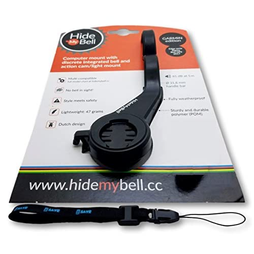 free shipping Hide My Bell | Garmin Edge or Wahoo ELEMNT