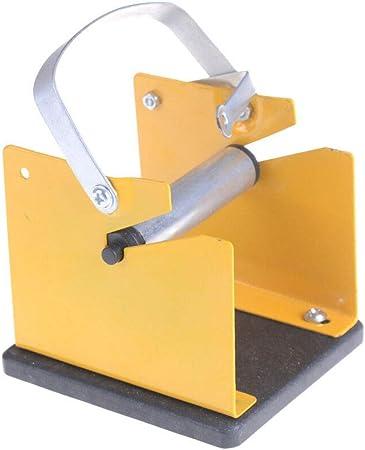 Solder Dispenser Soldering Wire Tin Spool Feeder Reel Metal Frame Stand Holder