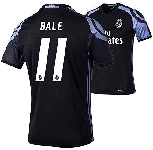 Trikot Adidas Real Madrid 2016-2017 Champions League (Bale 11, 164)