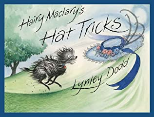book cover of Hairy Maclary\'s Hat Tricks