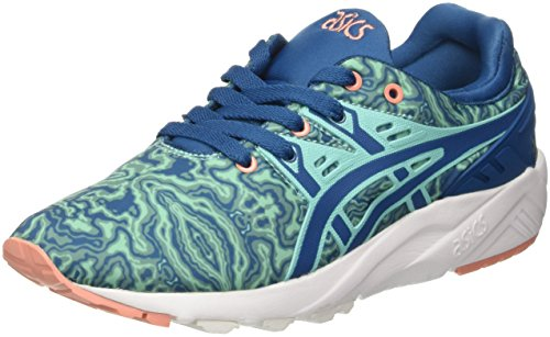 Zapatillas Blu kayano De king Port sea Mujer Fisher Gimnasia Asics Gel Evo Para Trainer zXwxIH