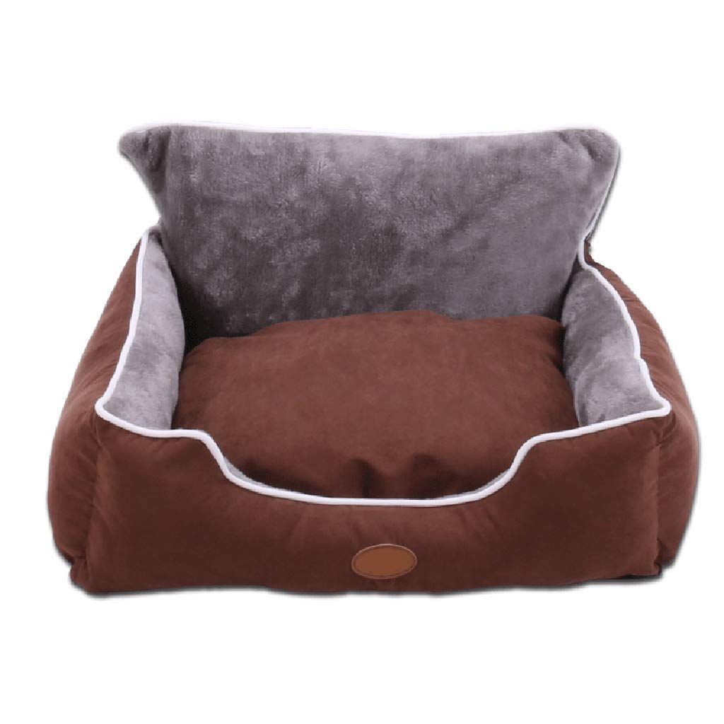 XL Removable and Washable Kennel Large Medium-Sized Small Dog Pet Nest Dog Mat Bed Cat Litter