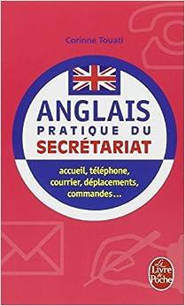 L'Anglais du secrétariat