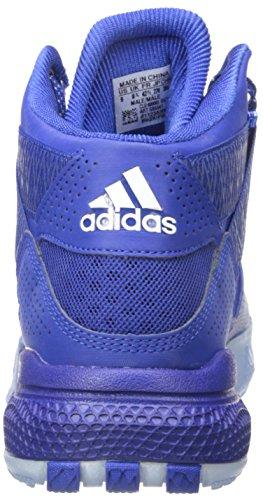 Adidas Prestaties Heren D Steeg 773 Iv Basketbalschoen Collegiale Royal / Zwart / Wit