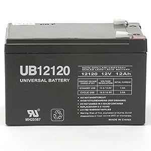 Amazon.com: WKA12-12F2 Replacement Battery 12 volt 12ah F2