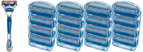 Gillette Fusion Refills 16 Cartridges