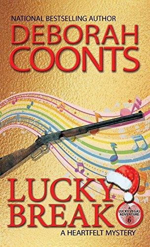 book cover of Lucky Break