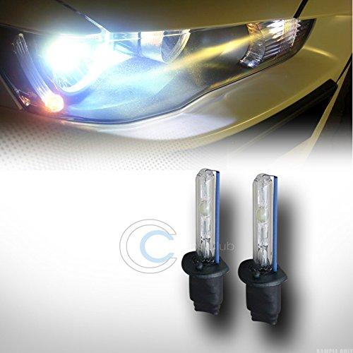 Mitsubishi Eclipse Fog Driving Light - 10000K HID XENON H1 DRIVING FOG LIGHT LAMP BULB L+R CONVERSION KIT W/BALLAST CA1