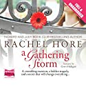 A Gathering Storm Audiobook by Rachel Hore Narrated by Gerri Halligan
