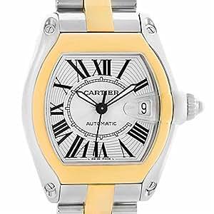 Cartier Roadster automatic-self-wind male Watch W62031Y4 (Certified Pre-owned)