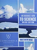 Introduction to Science Online Edition, WISE  MATTHEW E, 1465208747