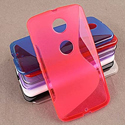 more photos 9d308 1cdee Amazon.com: Best Shopper - S Line Rubber Gel Skin Case Cover for ...