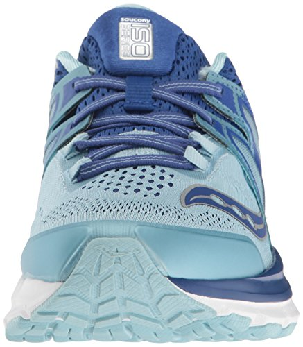 Women's Saucony 3 Blue ISO Running Blue Hurricane Shoes Light OqdAfqn
