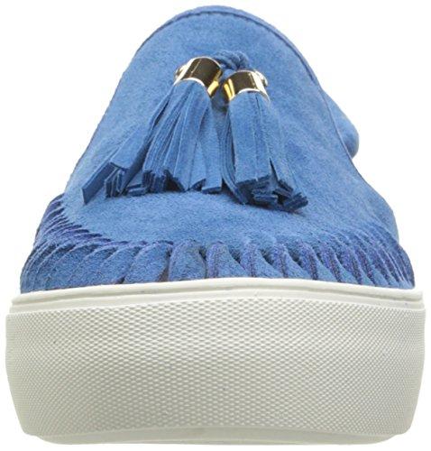 J Glider Jslides Kvinders Aztec Mode Sneaker Blå Ruskind XGnaqqZ