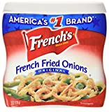 French's French Fried Onions, Original, 6 Ounce